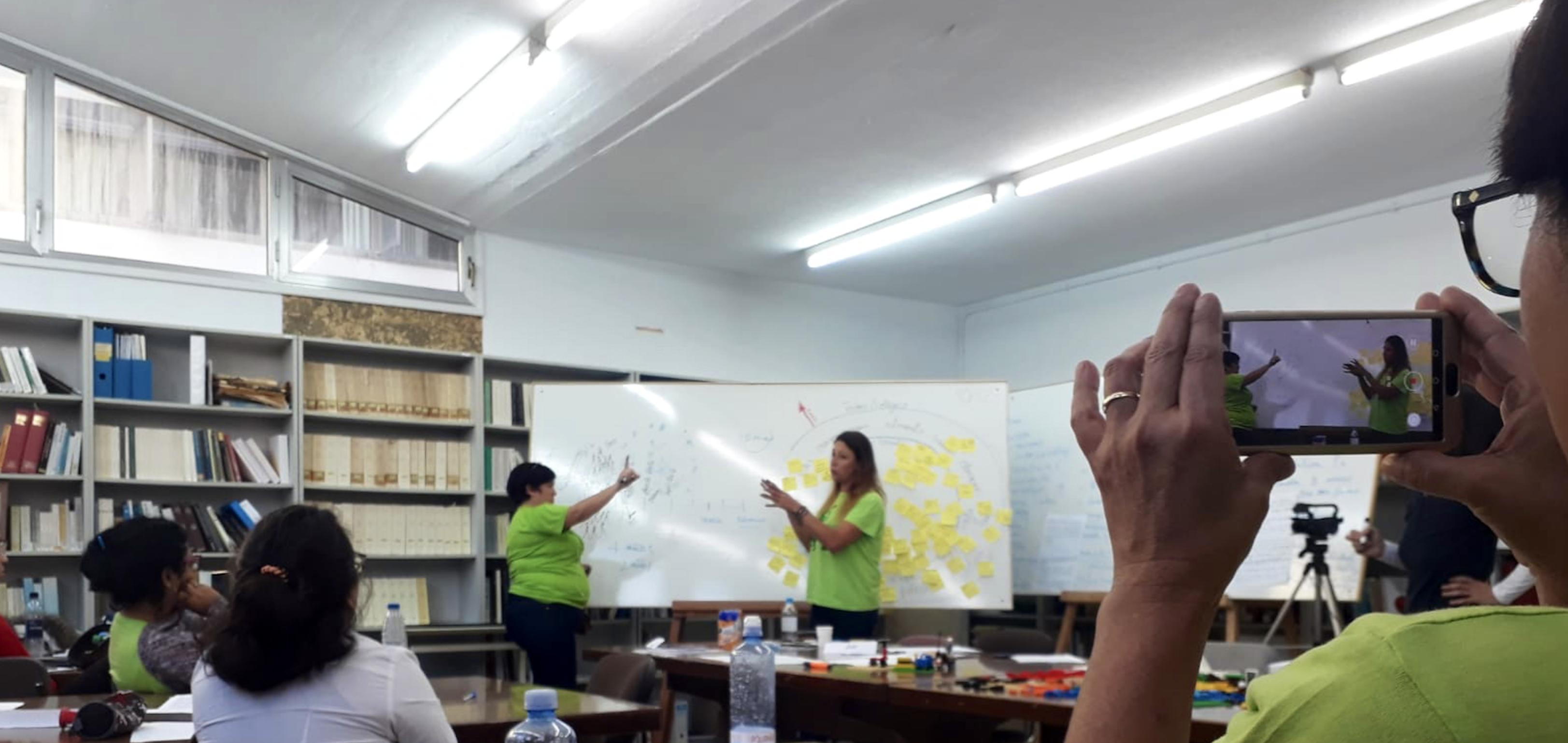 Las Kellys y el project TAGORO en TIDES/ULPGC